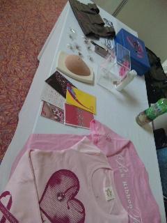 ピンクリボン早期発見啓発イベント「女性のための健康セミナー」